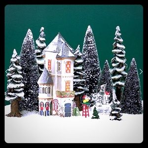 Dept 56 North Pole series Tin Soldier Shop